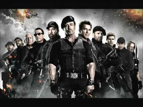 12# The Expendables 2 Vilain OST