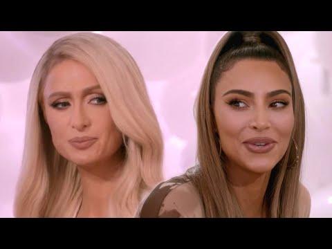 Kim Kardashian CRITIQUES Paris Hilton's Cooking on Cooking With Paris
