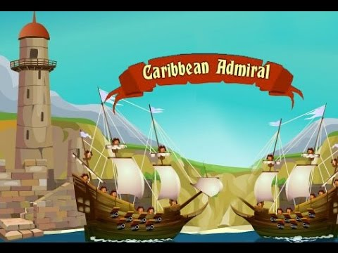 Caribbean Admiral Full Gameplay Walkthrough