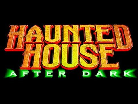 Haunted house after dark slot machine