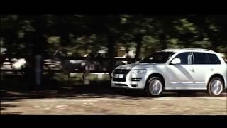 Історія Volkswagen Touareg