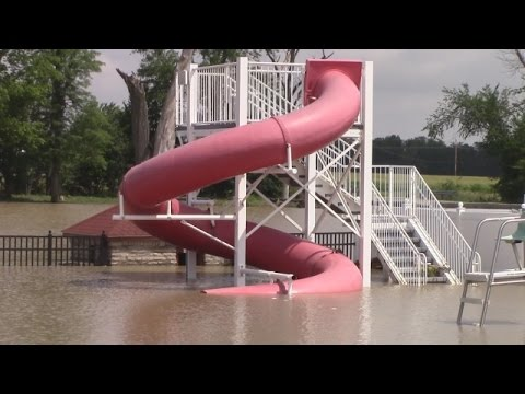 What To Do If Your Pool Is Flooded Overflowing Doovi