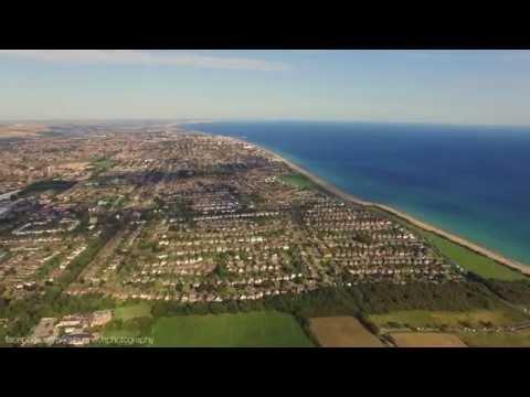 West Sussex: A Work In Progress | 4K Drone Footage