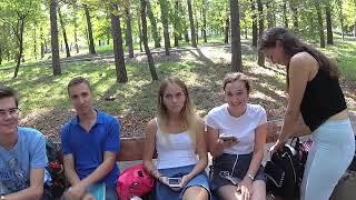 Спросили, как относятся студенты к тому, что дети президента Порошенко учатся в Лондоне | Страна.ua