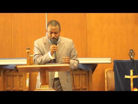 EVANGELIST MIKE (Christian Family Church - HALIFAX)