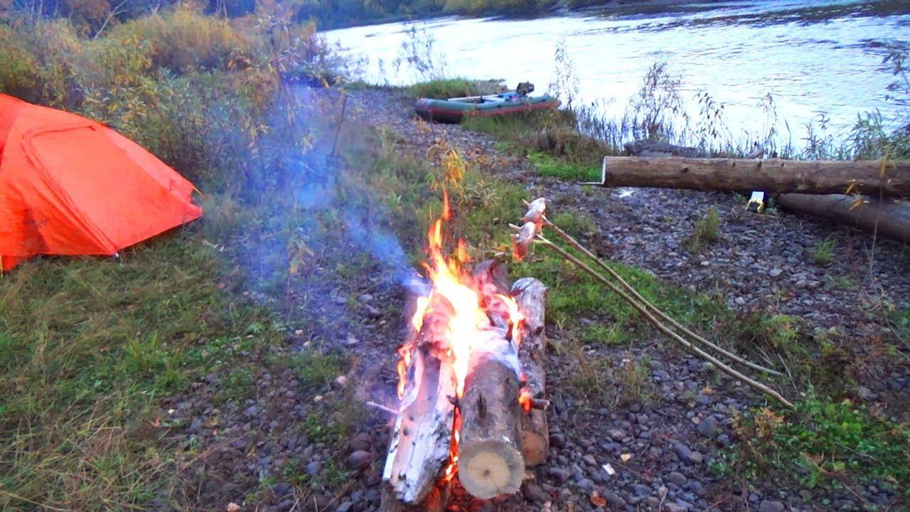 Одиночный поход по таёжным рекам. Деревня Причал. Восемь дней один в тайге. Лесная изба. Часть 2