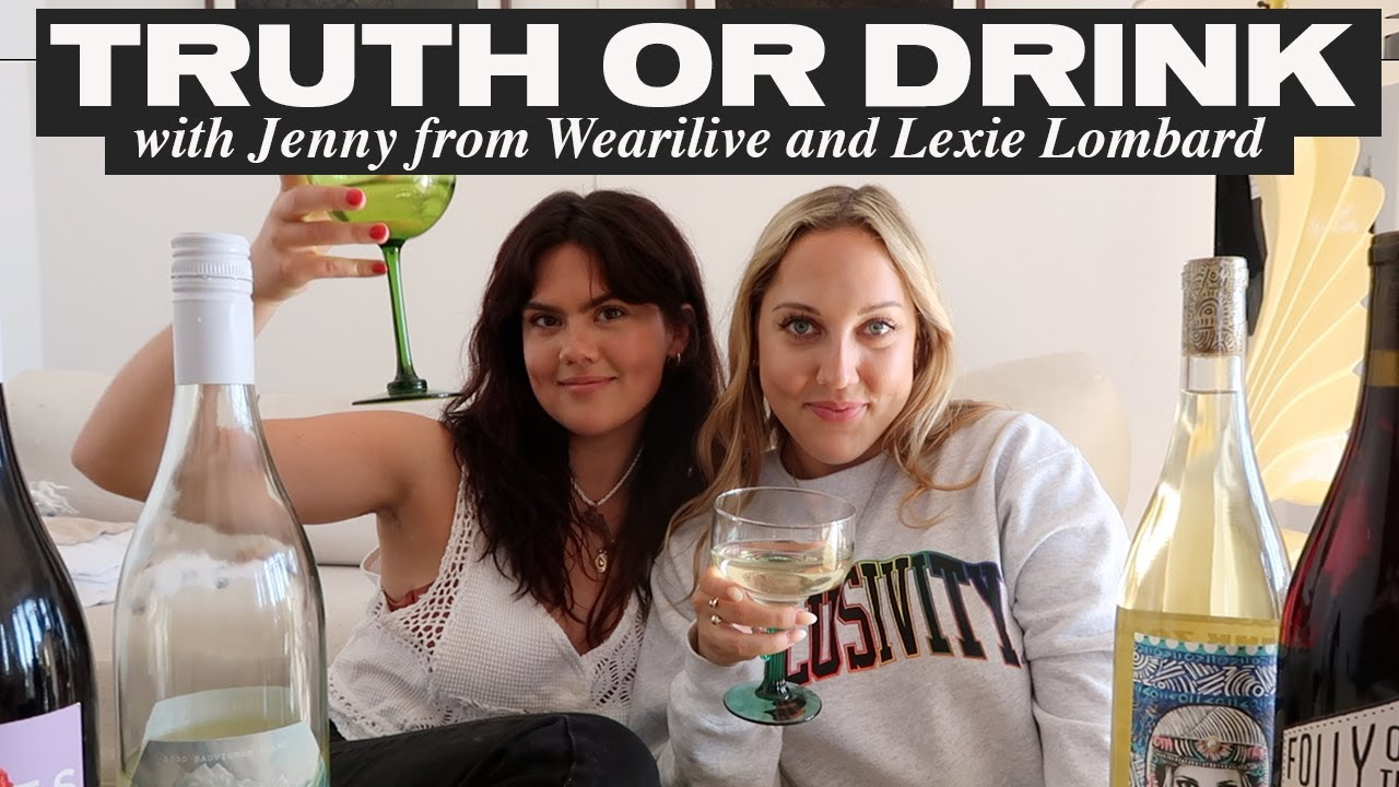 Truth or Drink with Wearilive