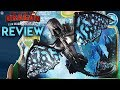 DELUXE TOOTHLESS FIGURE *REVIEW* How to train your Dragon: The Hidden World