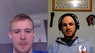 Tiny Sumo Talk Time Episode 7: Road to the Olympics with Steve Brown.