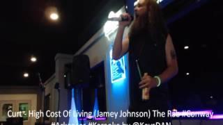 Curt   High Cost Of Living Jamey Johnson The Rab #Conway #Arkansas #Karaoke by @KeysDAN