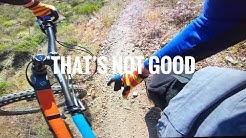 Mountain Biking the Black Canyon Trail - Black Canyon City, AZ