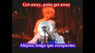 Stone Temple Pilots - Crackerman subtitulado ( español - ingles )