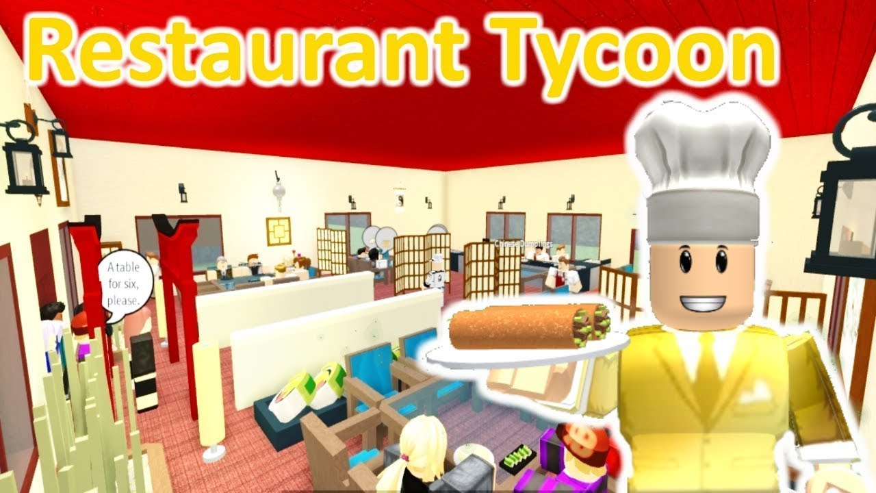 Roblox Restaurant Tycoon Infinite Money Glitch Patched Youtube