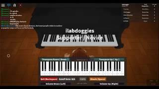Roblox Piano | Ava Max So Am I