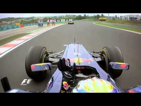 Sebastian Vettel team radio after 2nd place in Hungary 2011