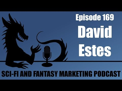 Writing Across Genres, Getting New Books to Stick, and Epic/Military Fantasy with David Estes