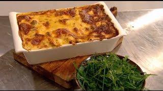 Rabbit Lasagne And Seafood Casserole - Paul Merrett & Allegra Mcevedy