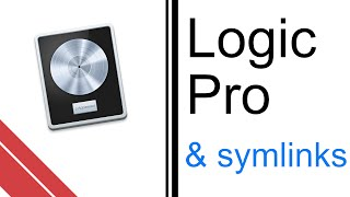 How to run Logic off an External HDD with Symlinks