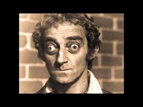 Marty Feldman Eyes (with apologies to Kim Carnes) Written and performed by Tom Bergeron