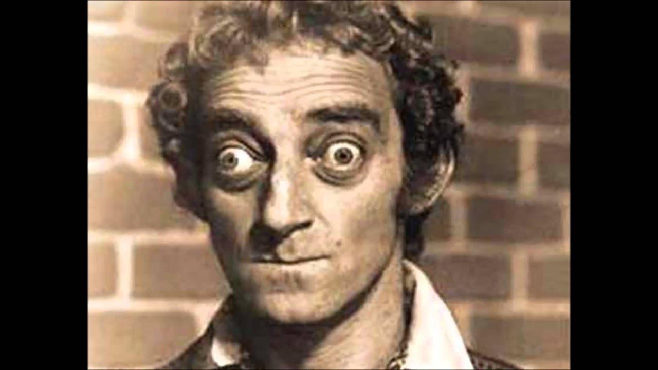 marty feldman eyes