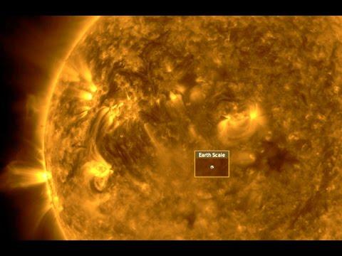 Sun-Diving Comet, Solar Storm Watch | S0 News May.19.2017