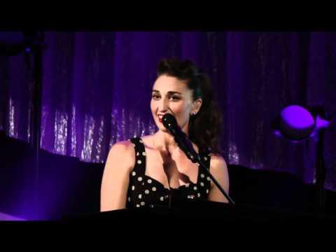 """Sara Bareilles """"Valerie/Gonna Get Over You"""" Live In Central Park"""