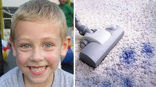 Boy Passes Away After Staining Carpet After 14 Years Mother Gets The Real Meaning