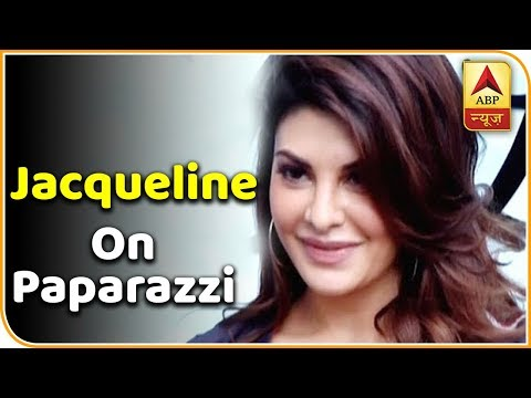 Jacqueline Fernandez On How She Sometimes Gets Annoyed With Paparazzi  ABP News
