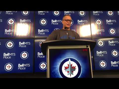 GAME DAY: Winnipeg Jets vs Edmonton Oilers