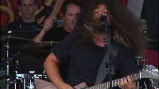 Coheed and Cambria - The Running Free - Vans Warped Tour