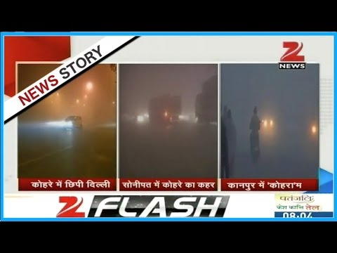 Delhi: Trains, flights delayed due to dense fog