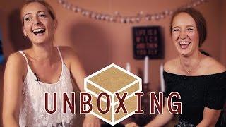 Peinliche Geschichten und Vegan Taste Test - Unboxing Jacko Wusch