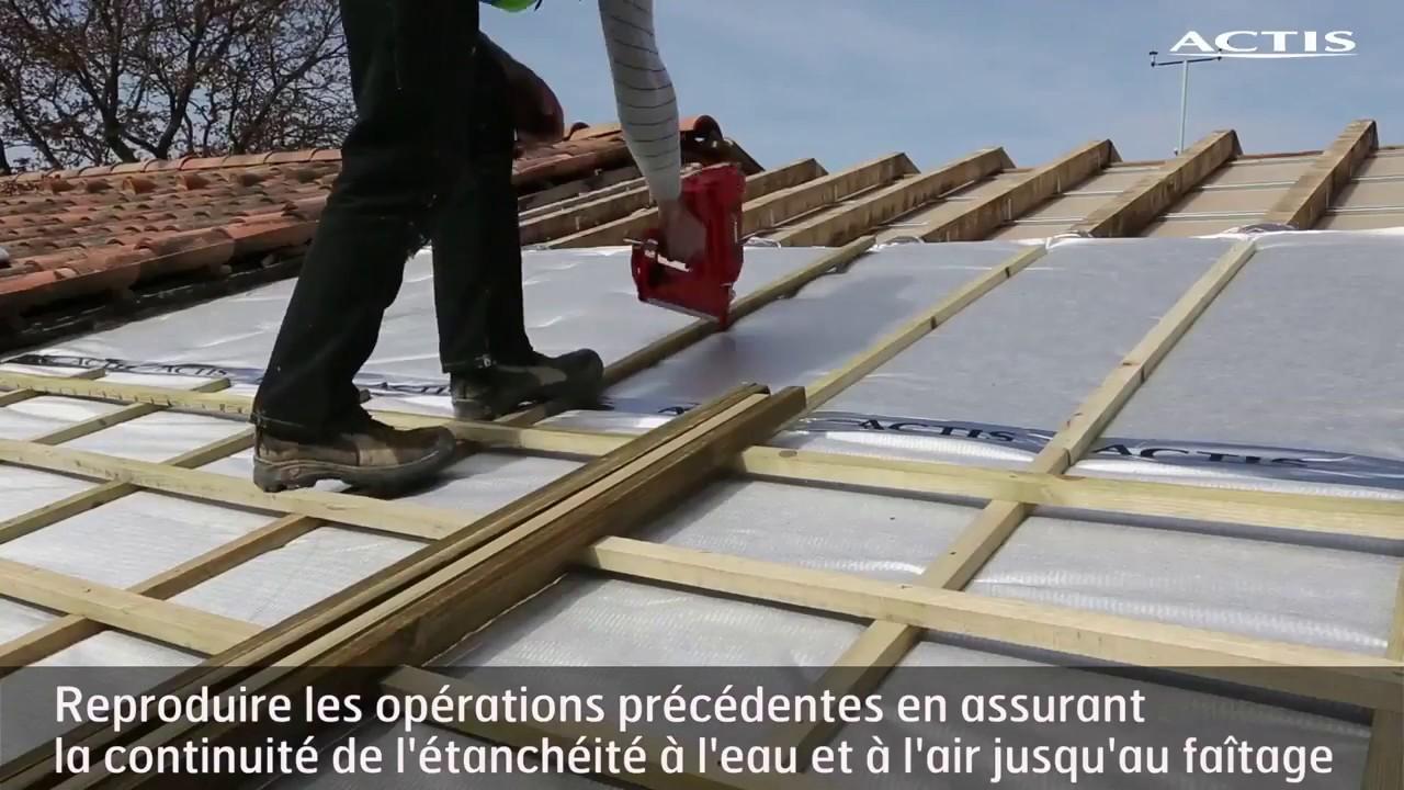 Comment isoler sa toiture avec triso super 12 boostr sur - Triso super 12 ...