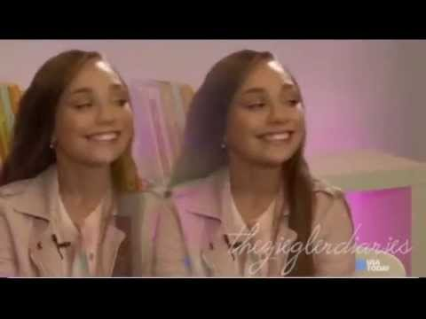 maddie ziegler edit (come out) - YouTube