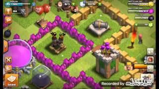 Clash of Clans Oynuyoruz KB 7 #2 Ejderha saldırısı