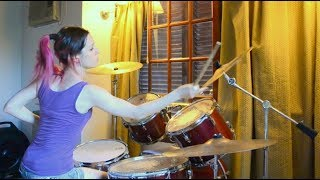 system of a down toxicity drum cover by nea batera