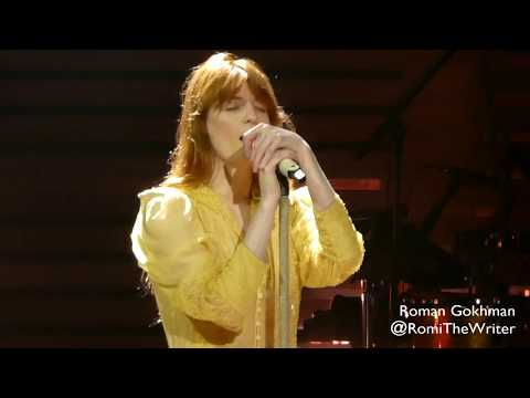 """Florence And The Machine, """"Jenny Of Oldstones"""" - Concord, Calif. - May 15, 2019"""