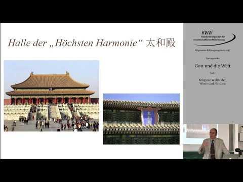 Gott Und Die Welt - Konfuzius, Lao Tzu, Buddha Und Die Einheit Der 3 Lehren