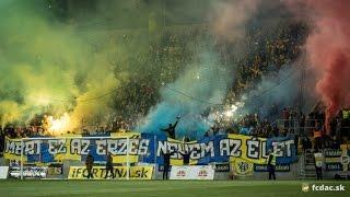 Hangulatvideó a DAC-Trencsén stadionnyitó mérkőzésről - Skvelá atmosféra na zápase DAC-Trenčín