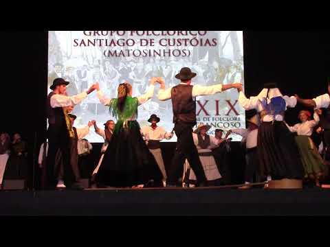 GRUPO FOLCLÓRICO DE SANTIAGO DE CUSTÓIAS -- MATOSINHOS