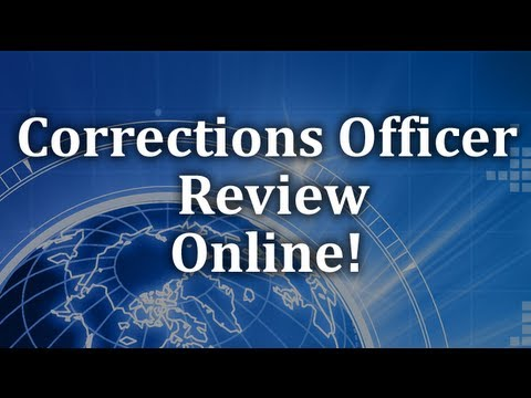 corrections officer exam study guide the auburn system review rh youtube com correctional officer study guide pdf correctional officer study guide test