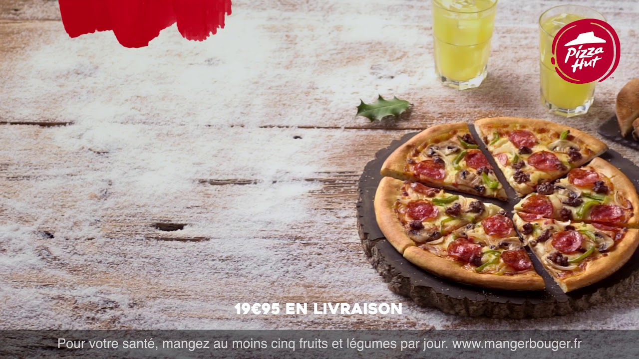 Lextra Menu De Pizza Hut