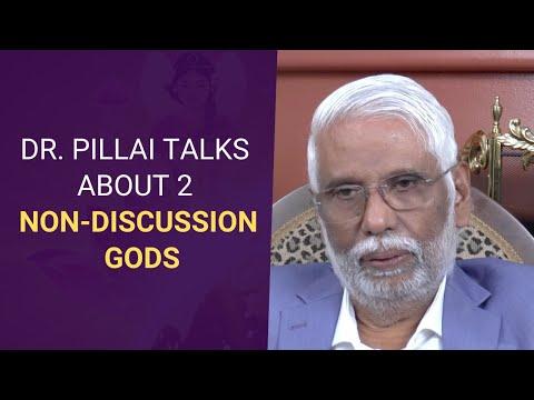 Quite the Mind: Dr. Pillai Talks About 2 Non-Discussion Gods