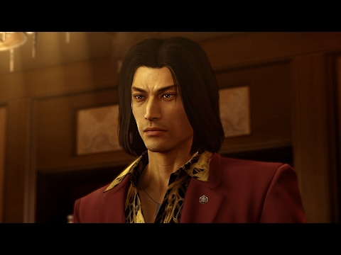 Yakuza 0: Nishikiyama Boss Fight (1080p 60fps)