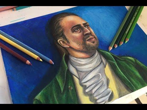 Drawing Alexander Hamilton