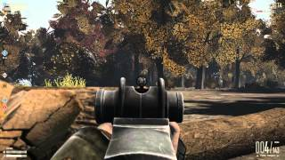 Heroes & Generals - Gameplay - Jeep Domina - Patriot