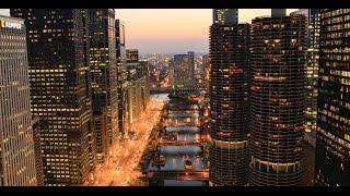 Chicago in 4k - Glidecam HD 4000