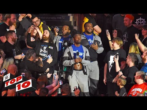 Top 10 Raw moments: WWE Top 10, November 6, 2017