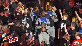 Top 10 Raw moments: WWE Top 10, November 6, 2017