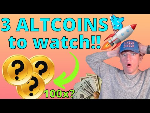 Crypto News Today. Altcoins that have NOT pumped Yet!?!